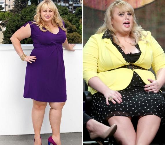 Korábban már megszabadult jó néhány felesleges kilótól, ám akkor sajnos nem sikerült megtartania a súlyát.