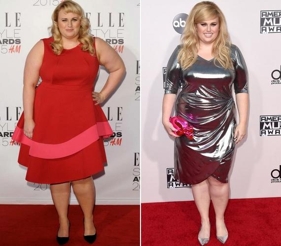 Ennyit változott a februári Elle Style Awards óta - az arcán, a derekán és a karjain a legszembetűnőbb a súlyvesztés.
