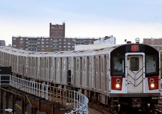 A New York-i metró már működés közben is környezetbarát, elhasználódása után pedig az óceán ökoszisztémájának újbóli kialakításában segít.