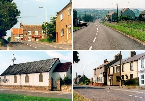 Egy eldugott angliai falu, Woodland lakosai már három éve szenvednek az egyre erősödő zajoktól, amelyek jellemzően éjszaka hallatszanak, sokszor órákon keresztül. A tudósok hosszas vizsgálódás után is értetlenül állnak a dolog előtt.