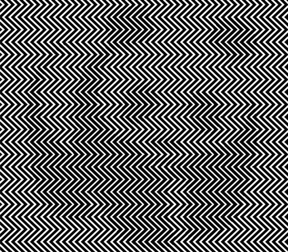 1. Íme, Ilja Klemencov műve. Ha elsőre nem látod meg az alakot, lépj hátra néhányat, vagy rázd meg a fejed, és úgy nézd a képet! A többi fotónál is így járj el.