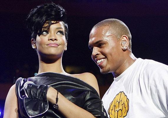 Mit szól ehhez Chris Brown? Rihannát állítólag nem érdekli, ő csak a zene miatt állt szóba újra erőszakos exével.
