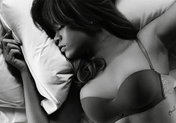 A kisfilm története szerint Rihanna egy rossz álomból ébred.