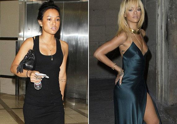 Nem ez volt az első alkalom, hogy Rihanna egy posztban utalgatott Karrueche Tranre.