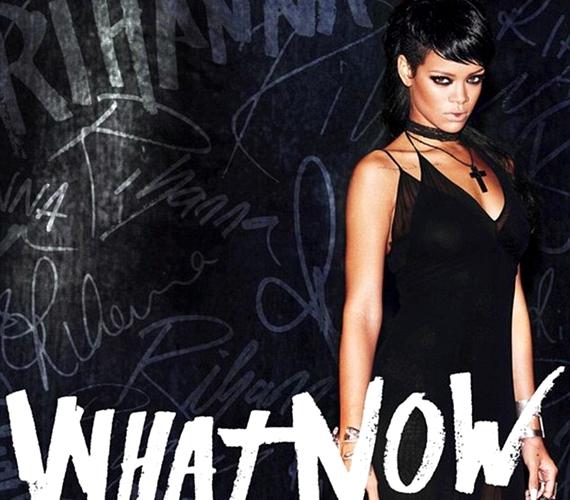 A What Now című dalt a sztár hetedik albumáról származó, ötödik kislemez tartalmazza.