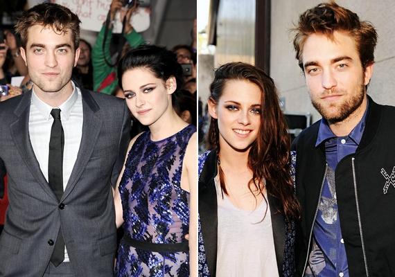 Robert Pattinson előző komoly kapcsolata három évig tartott Kristen Stewarttal, tavaly májusban döntöttek a végleges elválás mellett.