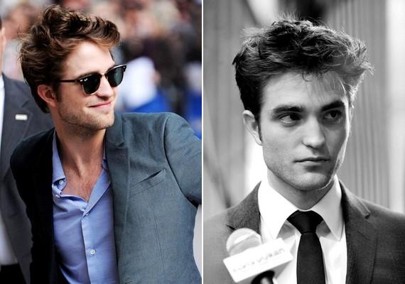 Pattinson nem volt mindig ilyen: az Alkonyat-filmek idején ő volt az ügyeletes szívtipró.