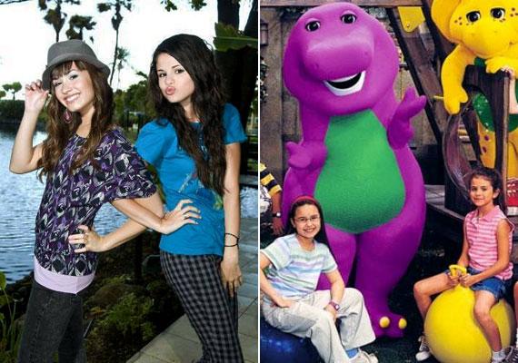 Selena a forgatás során ismerkedett meg Demi Lovatóval, aki szintén a csapat tagja volt.