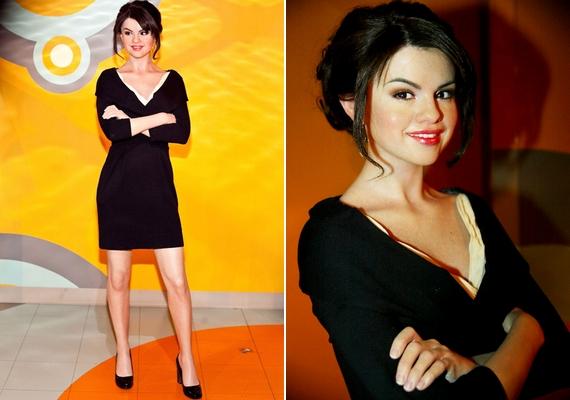A washingtoni Selena fiatalabbnak néz ki, viszont túlságosan vékonyra faragták.