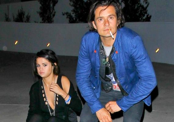 A két híresség régóta jóban van, a fenti fotó kapcsán már korábban is pletykáltak a románcukról.
