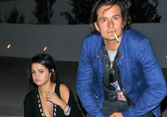 Már többször is rebesgették, hogy Selena a nála 15 évvel idősebb színésszel, Orlando Bloommal jár, ám nemrégiben egy ismerősük tiszta vizet öntött a pohárba - a részletekért kattints ide!