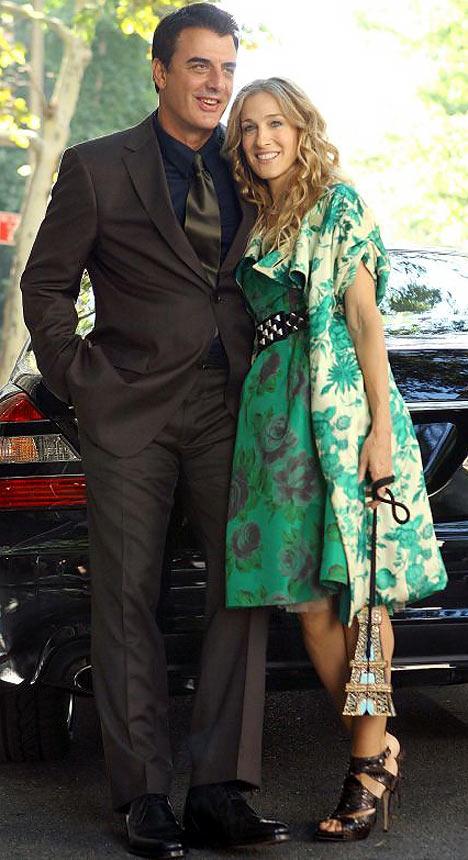 Carrie és Mr. Big