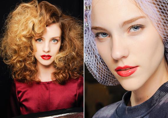 A korall rúzsok és szájfények is újból reflektorfénybe kerülnek. Ha világos a bőröd, illetve szőke vagy vörös a hajad, muszáj egy ilyet beszerezned.