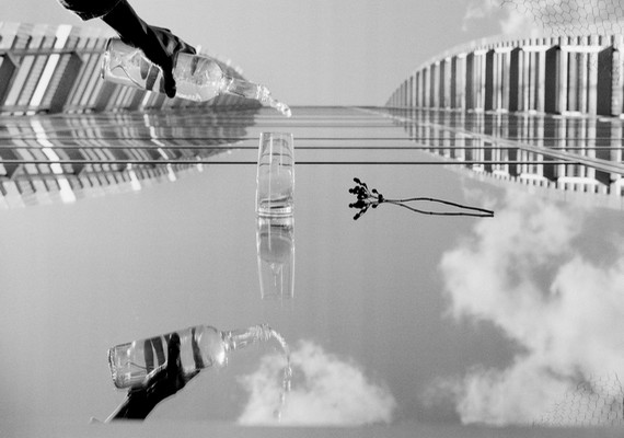 Edurne Aguinaga fotója, konceptuális kategória.