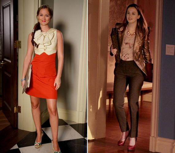A pletykafészek egyik főszereplője, a Leighton Meester által alakított Blair Waldorf valóságos stílusikonná vált már néhány rész után. Bár Blair kedveli a méregdrága ruhákat, kifinomult és nőies stílusa átültethető a hétköznapi öltözködésbe is.
