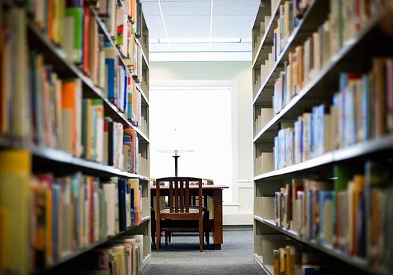 A könyvek és CD-k ára egyre magasabb. Iratkozz be a könyvtárba, az egy évre szóló olvasójegy ára töredéke az említetteknek.