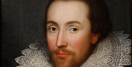Részlet Cobbe Shakespeare-portréjából