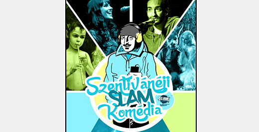 2014 június 20. Slam Poetry a Margitszigeten!