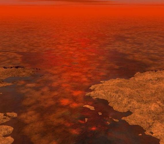 A felfedezés feladta a leckét a kutatóknak, ugyanis eddig úgy gondolták, aTitan északi féltekéje mozdulatlan és eseménytelen - most úgy tűnik, mégsem az.