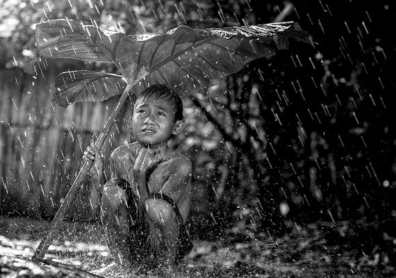 """""""Csak állna már el az eső..."""""""