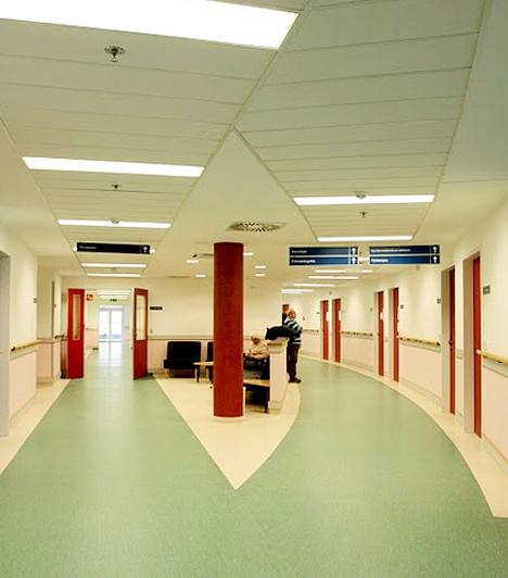 Minden csillogElkészült egy kiszolgáló közlekedési alagút, megtörtént az érintett térség parkosítása, illetve a kórház több részlegén nagy értékű orvostechnikai eszközök beszerzésére is sor került.