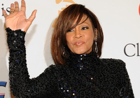 Sikereit és népszerűségét jól mutatja, hogy a Guinness Rekordok könyve szerint Whitney Houston volt a valaha legtöbbet díjazott női előadóművész. 2012. február 11-én, Beverly Hills-i szállodai szobájában hunyt el.