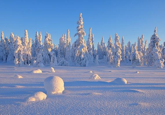 A hófödte táj arra próbál rámutatni, hogy valami problémát a szőnyeg alá söpörnél, de amint a hó elolvad, úgyis megint felbukkan. Tehát ne rejtegess semmit, a szeretet ünnepe a megbocsátásról is szól!