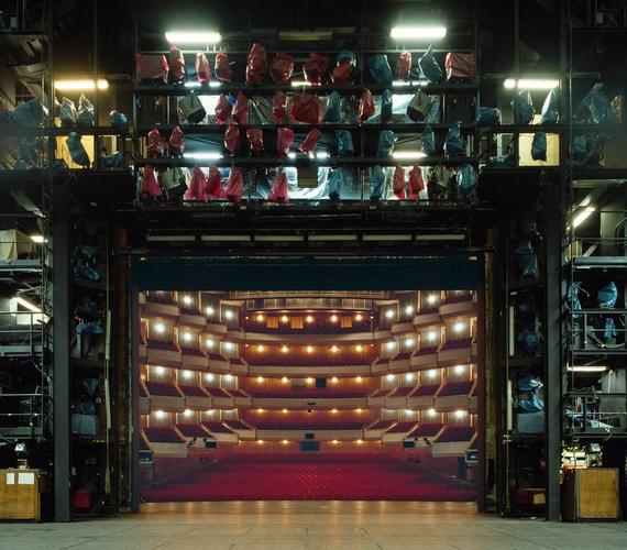 Hamburgi Állami Operaház.