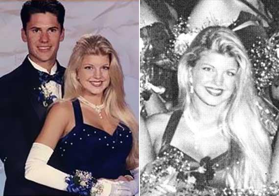 Fergie az elmúlt években annyi plasztikai műtéten átesett, hogy szinte rá sem ismerni a végzős bálján készült fotóin.