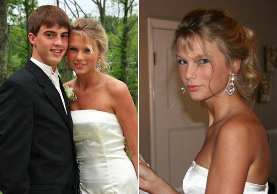 Taylor Swift már a saját szalagavatóján is olyan kifinomult volt, mint ahogyan azt megszokhattuk tőle.