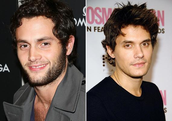 A Gossip Girl Dan Humpfrey-ja és az énekes-zenész John Mayer ugyanolyan bűvös tekintettel veszi le a lábáról a női nemet.