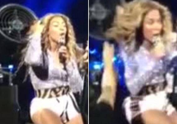 Nemrégiben Beyoncé került kellemetlen helyzetbe, a sztár dús hajzuhatagát ugyanis bekapta az egyik színpadi ventilátor. Talán ez az oka annak is, hogy rövid frizurára váltott?