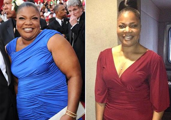 A színésznő Monique eddig büszke volt a vonalaira és arra, hogy nem hódol be a hollywoodi normának, a közelmúltban mégis megszabadult jó néhány kilótól.
