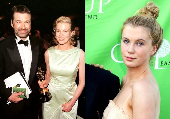 Modellkarrierbe kezdett Ireland Baldwin, Kim Basinger és Alec Baldwin lánya. Ő biztosan örökölte édesanyja legendás szépségét.