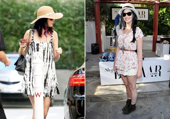 Katy Perry az egyszerűbb darabokat kedveli, ami egészen meglepő az énekesnőtől.