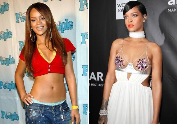 2005-ben tett szert a világhírnévre Rihanna, amikora Music of the Sun című lemezéről több dal is komoly sikereket ért el. A még most is csak 26 éves énekesnő azóta sok mindenen ment keresztül, de karrierje töretlen.