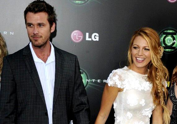 Blake Lively és bátyja, Eric nem hasonlítanak túlságosan egymásra, de a szöszi színésznőnek igazán jóképű a testvére.