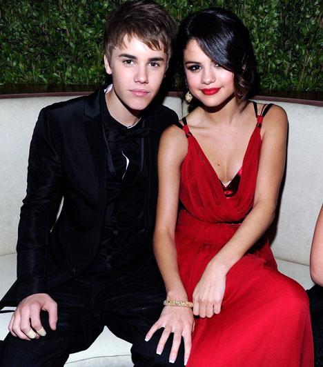 Selena Gomez és Justin Bieber                         Selena és Justin valószínűleg a legirigyeltebb fiatalok a világon: karrierjük felfelé ível, milliókat keresnek, és mindketten a legszexibb és legvonzóbb sztárok közé tartoznak a maguk nemében. Bár már többször szakítottak, kisebb-nagyobb megszakításokkal 2011 februárja óta együtt vannak.
