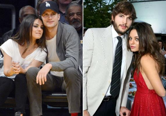Mila Kunis és Ashton Kutcher eljegyzése nem csak pletyka: a napokban derült ki, hogy Mila ujjára felkerült a gyűrű.