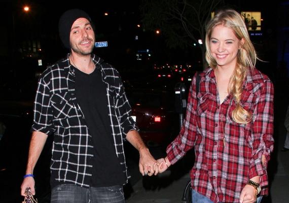 Ashley Benson és Ryan Good kapcsolata kisebb megszakításokkal 2011 óta tart, és bár szerelmük nem olyan viharos, mint Justiné és Selenáé, ők sem mennek a szomszédba egy kis szenvedélyes drámáért.