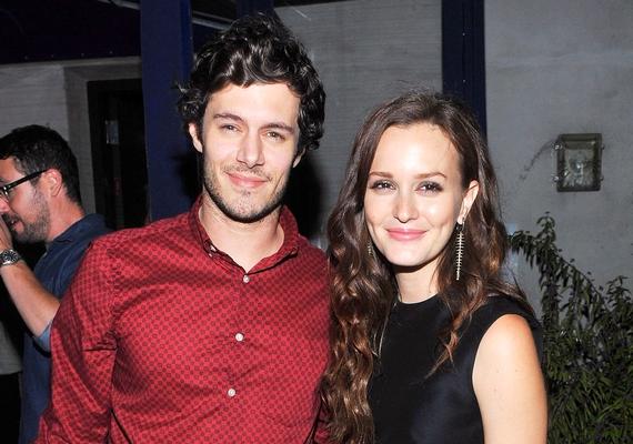 Leighton Meester és Adam Brody 2013 elején kezdtek randizni, pontosan egy évre rá pedig titkos esküvőn kötötték össze az életüket.