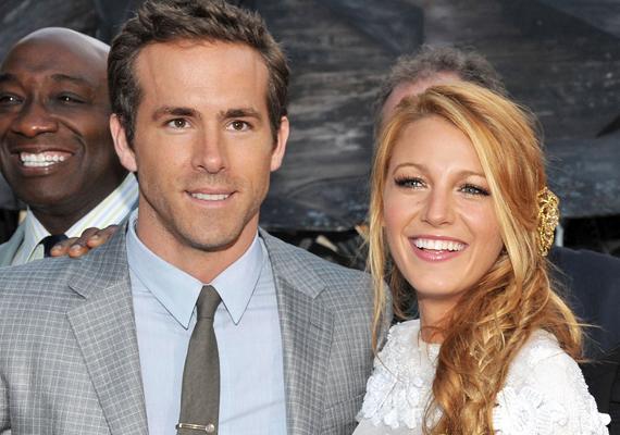 A Pletykafészek sztárja, Blake Lively és Ryan Reynolds is rácáfolt a pletykákra. Sokan azzal vádolták a színésznőt, hogy csak azért van együtt 11 évvel idősebb férjével, mert ez jót tesz a karrierjének. Ez egyáltalán nem valószínű, hiszen Blake nemrég jelentette be, hogy kisbabát vár, és az anyaságra akar koncentrálni.