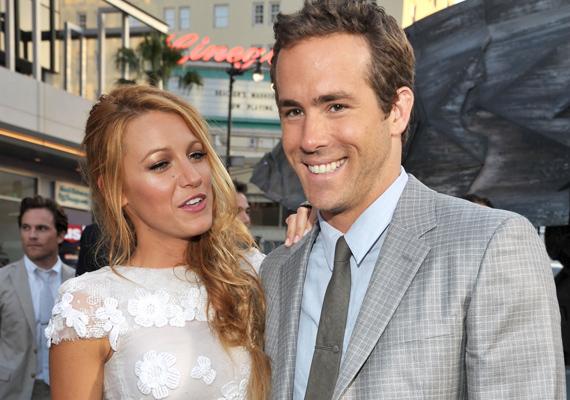 Blake Lively és Ryan Reynolds sem hagyta, hogy a 12 év korkülönbség problémát okozzon kapcsolatukban.