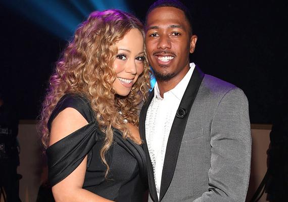 Mariah Carey-éknél pont fordított a helyzet, a házaspár női tagja idősebb tíz évvel a férjnél, Nick Cannonnál.