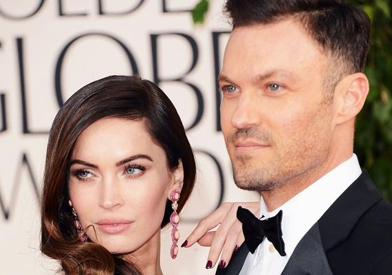 Megan Fox és Brian Austin Green is már évek óta egy párt alkot, sőt, első közös gyermekük is megszületett a titkos esküvő óta.