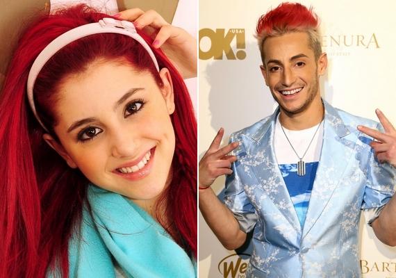 Bár Ariana Grande bátyja már 32 éves, még most is eltanul egy-két stílustrükköt a húgától. Az énekesnő vörös frizuráját is átültette a saját külsejére.