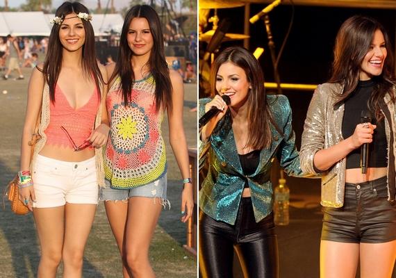 Victoria Justice-t és húgát, Madisont gyakran összekeverik, mert nagyon hasonlítanak egymásra, de ezt a tényt tovább fokozza, hogy a lány mindenben igyekszik nővére nyomdokaiba lépni, hasonlóan öltözködik, és még egy koncerten is fellépett vele.
