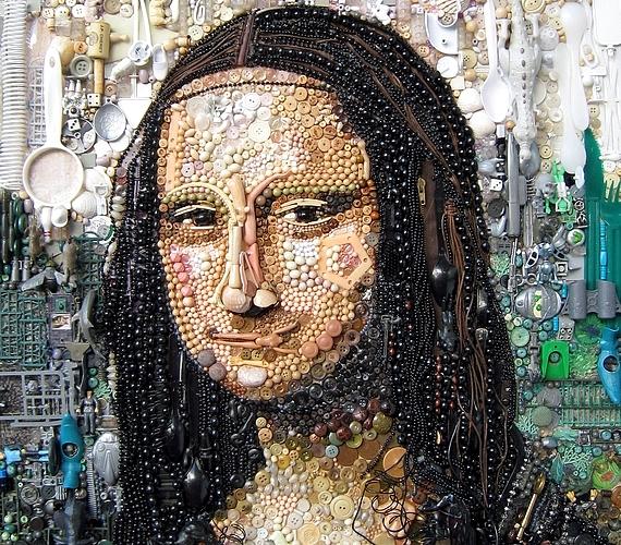 Természetesen Leonardo da Vinci Mona Lisája sem maradhatott ki a sorból.