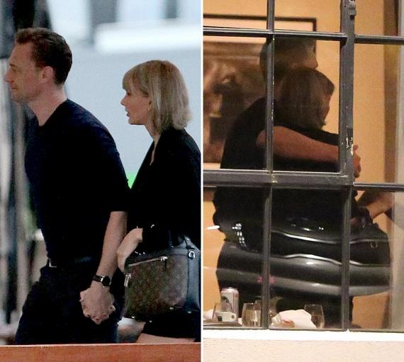 A korábbi közös fotókon Taylor bő pulcsit viselt, így ekkor még mindenki az új románcra koncentrált.