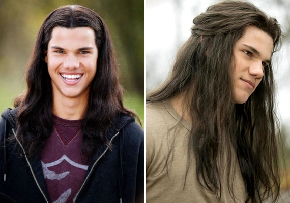 Az Alkonyat első részében még hosszú hajjal láthattad őt, de később megszabadult a méretes hajkoronától, és rohamosan nőni kezdett a női rajongótábora.